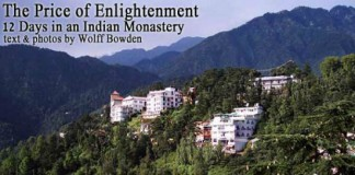 12 Days in an Indian Monastery