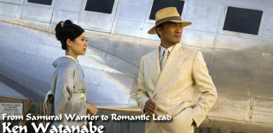 Ken Watanabe: From Samurai Warrior to Romantic Lead