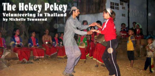 The Hokey Pokey: Volunteering in Thailand