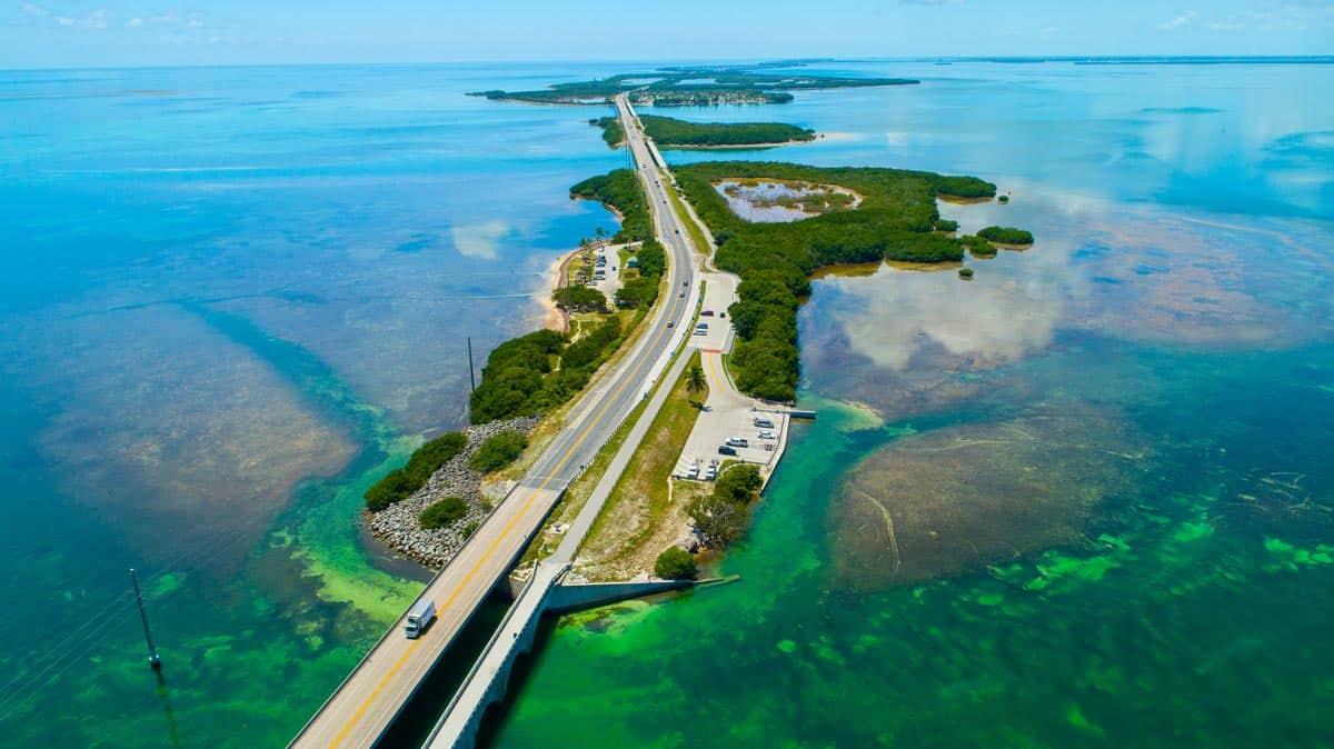 Road Trip through Small Beach Towns in the Florida Keys