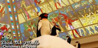 Christmas in Dubai