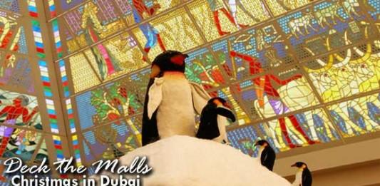 Deck the Malls: Christmas in Dubai
