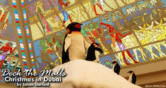 Deck the Malls: Christmas in Dubai