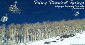 Skiing Steamboat Springs: Olympic Training Grounds