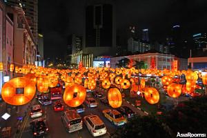 Lanterns Chinatown Singapore