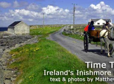 Ireland's Inishmore Island