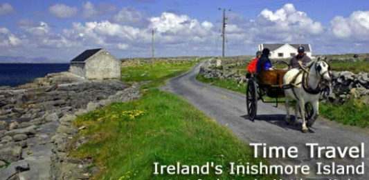 Time Travel: Ireland's Inishmore Island