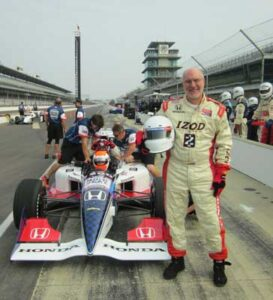 Ultimate Thrill Ride: Indy Racing Experience