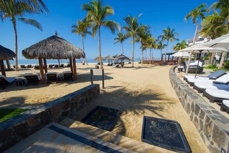A resort in Loreto Baja California