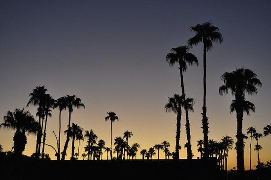 Palm Springs Photo by Flickr/Joe Bielawa