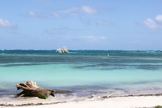 San Andres Island. Photo by Flickr/Guillermo Vasquez