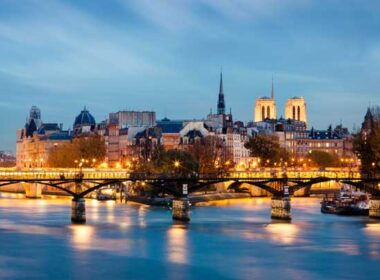 Finding inspiration in Paris, the City of Lights