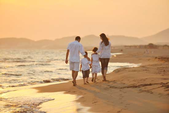 Top family vacations
