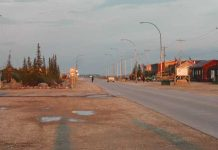 Some 850 people call Churchill, Manitoba home. Photo by Janna Graber