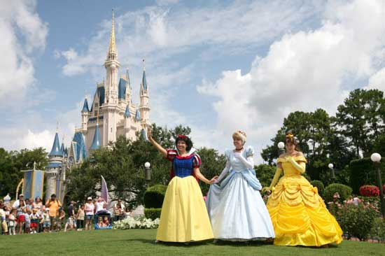 MyDisneyExperience.com allows you to plan your vacation before you arrive. Photo courtesy Walt Disney World