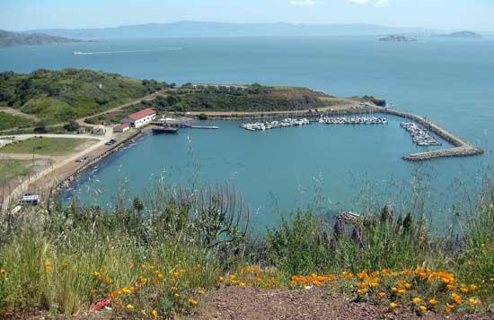 California cruise stop near San Francisco