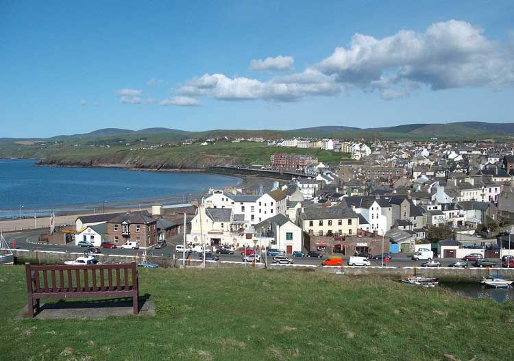 The Isle of Man is one of the Scottish islands