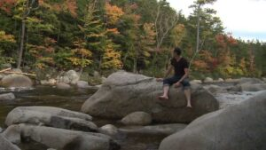 Video: Autumn Road Trip through New England