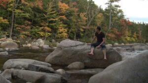 Video: Autumn Road Trip through New England