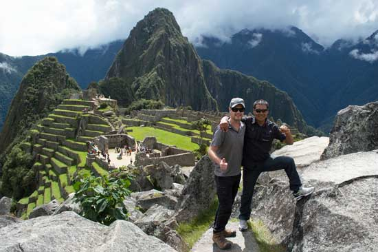 Machu Picchu Photo by Craig Sheather