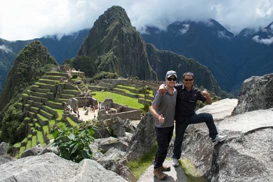 Machu Picchu Photo by Craig Sheather