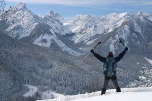 Traveling in the mountain can sometimes cause high-altitude sickness