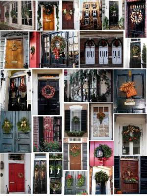 Alexandria takes its Christmas decorating seriously, Photo Collage: Christina Hamlett
