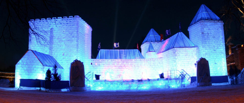 Ice Palace Quebec Winter Carnival Go World Travel Magazine - Quebec winter carnival