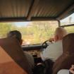 Max Davidson leads an Outback safari in Australia's Northern Territory. Flickr/Winam