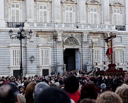 Celebrating Semana Santa in Spain. Flickr/ fotEK10