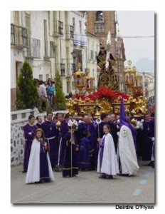 Easter week is celebrated with passion in Andalucía, Spain. It's a wonderful time to visit.