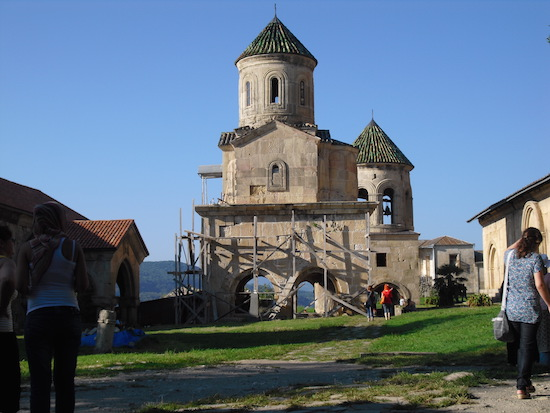 Gelati Cathedral in Kutaisi, Georgia