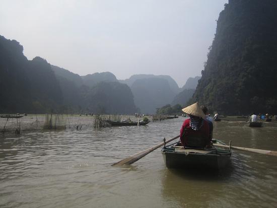 Ngo Dong River, Vietnam