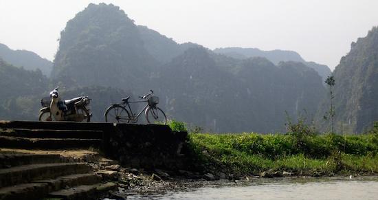 Ngo Dong River Vietnman