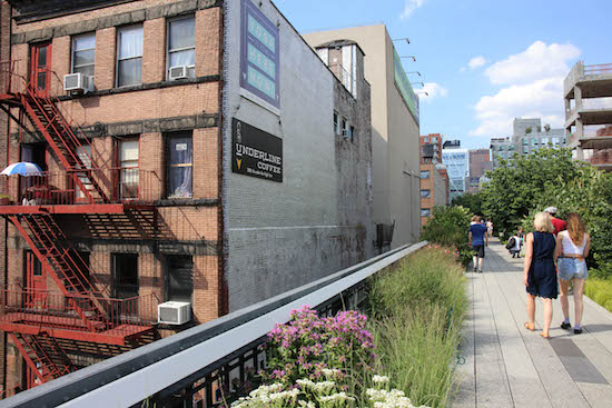 Underline Coffee from the High Line