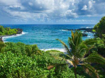 Hawaii water activities in Maui.