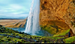 Nature's Bounty: Iceland's Waterfalls