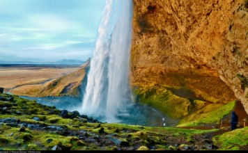 Iceland's waterfalls are otherworldly.