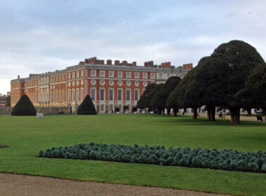 Hampton Court Palace. Photo by Janna Graber