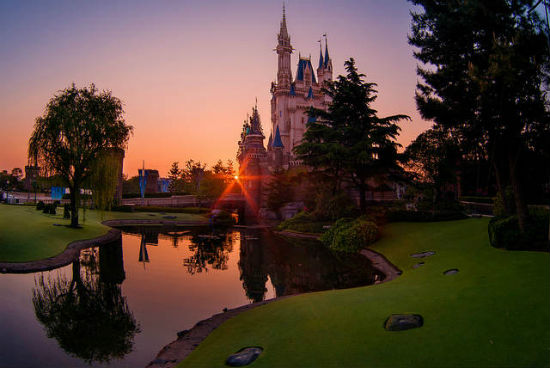 Cinderella's Castle is located in Tokyo Disneyland.