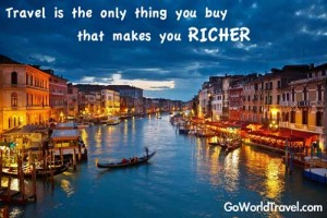 Top 20 Inspirational Travel Quotes