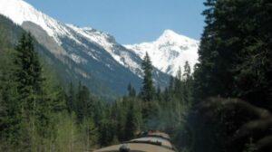 Rail Trip through Canada