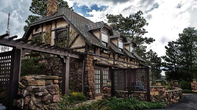 The Boettcher Mansion