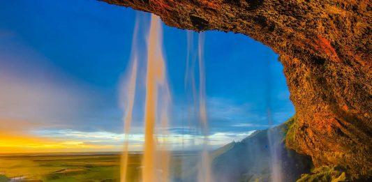 Nature's Bounty: Iceland's Waterfalls