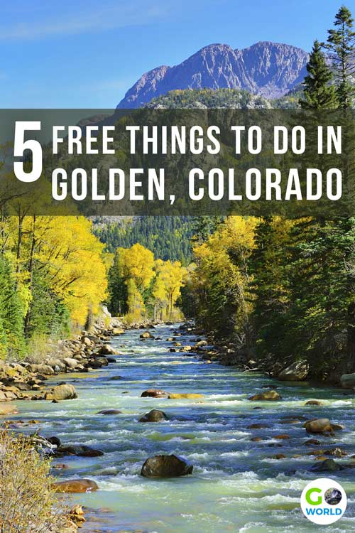 Want to enjoy arts, nature and more on a summer budget? Check out these free activities in historic Golden, Colorado.