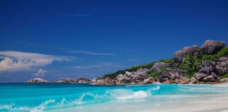 Fregate Island in the Seychelles