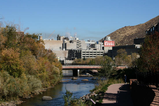 The Coors Brewery tours are a great free activity.