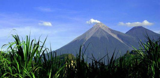 Hiking Volcanoes in Guatemala