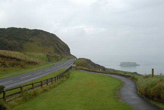 Following one of the most scenic drives in Ireland. Flickr/ Jody McIntyre