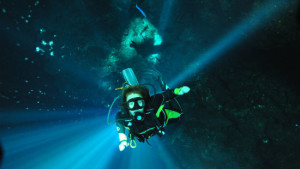 Diving Deep in the Yucatan